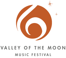 Valley of the Moon Music Festival logo